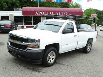 2017_Chevrolet_Silverado 1500_Work Truck_ Cumberland RI