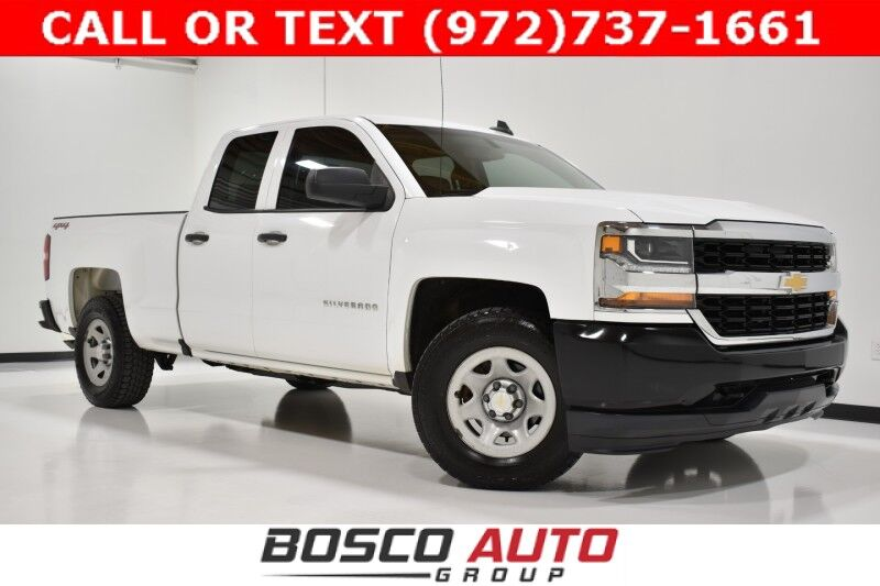 2017 Chevrolet Silverado 1500 Work Truck Flower Mound TX