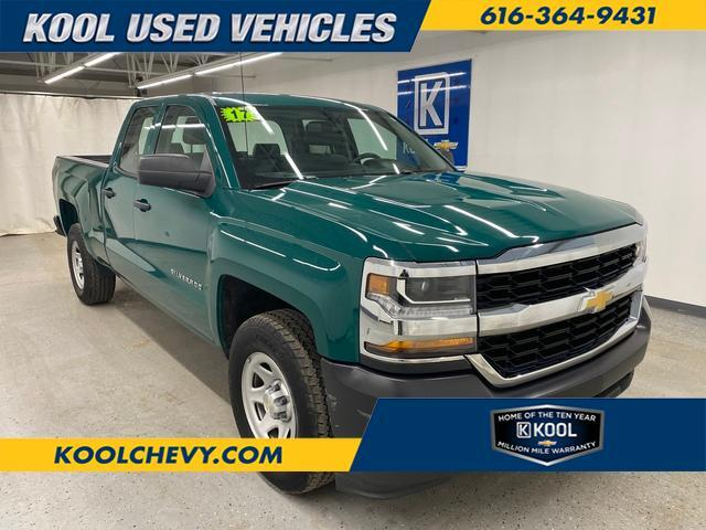 2017 Chevrolet Silverado 1500 Work Truck Grand Rapids MI