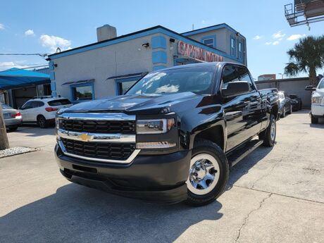 2017 Chevrolet Silverado 1500 Work Truck Jacksonville FL