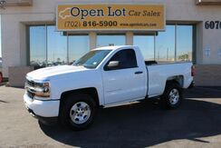 2017_Chevrolet_Silverado 1500_Work Truck Short Box 2WD_ Las Vegas NV