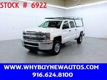 2017_Chevrolet_Silverado 2500HD_~ 4x4 ~ Crew Cab ~ Only 71K Miles!_ Rocklin CA