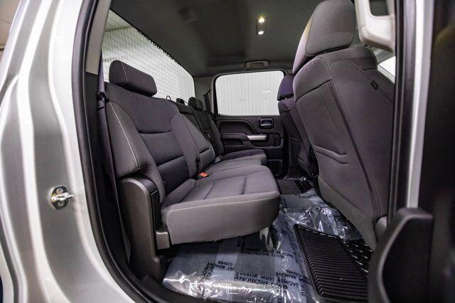 2017 Chevrolet Silverado 2500HD 4x4 Crew Cab LT Diesel BCam Red Deer AB