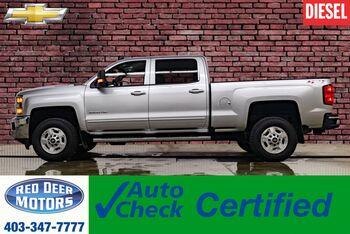 2017_Chevrolet_Silverado 2500HD_4x4 Crew Cab LT Diesel BCam_ Red Deer AB