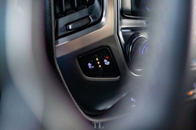 2017 Chevrolet Silverado 2500HD 4x4 Crew Cab LT Z71 Leather Nav BCam Red Deer AB