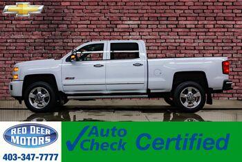 2017_Chevrolet_Silverado_2500HD 4x4 Crew Cab LT Z71 Leather Nav BCam_ Red Deer AB