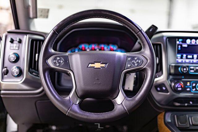 2017 Chevrolet Silverado 2500HD 4x4 Crew Cab LTZ Leather BCam Red Deer AB