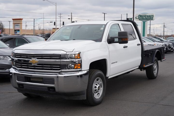 2017 Chevrolet Silverado 2500HD Crew Cab Work Truck Fort Wayne Auburn and Kendallville IN