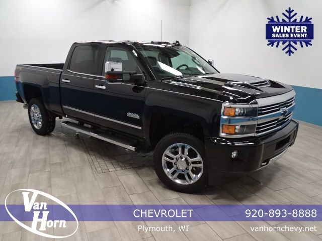 2017 Chevrolet Silverado 2500HD High Country Plymouth WI