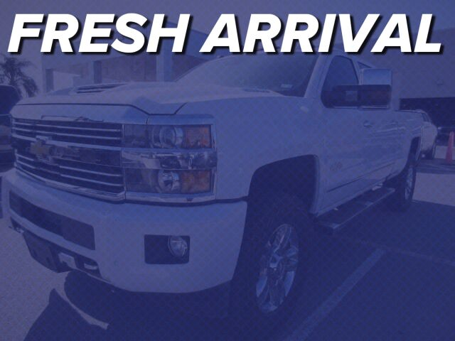 2017 Chevrolet Silverado 2500HD High Country Weslaco TX
