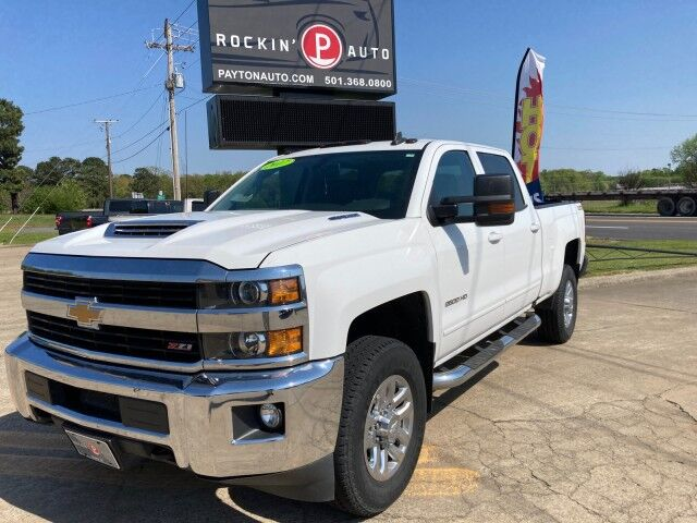 2017 Chevrolet Silverado 2500HD LT Searcy AR