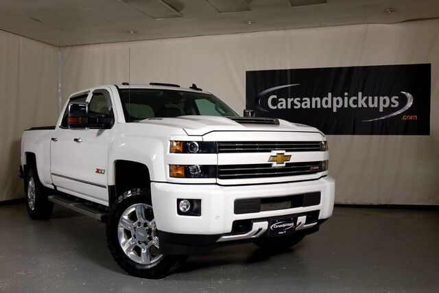 2017 Chevrolet Silverado 2500HD LTZ Dallas TX