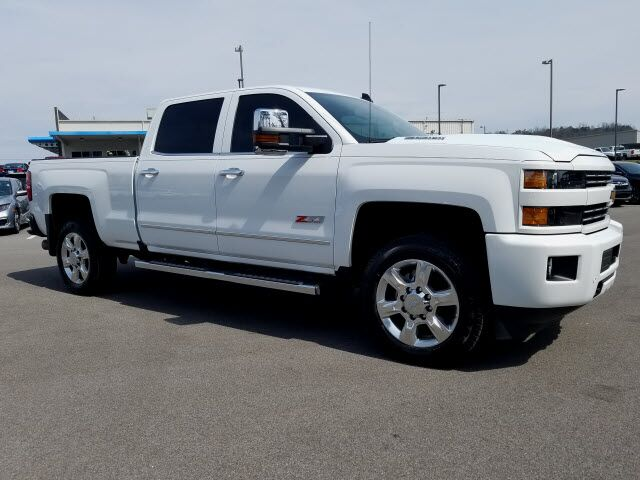 2017 Chevrolet Silverado 2500HD LTZ Chattanooga TN
