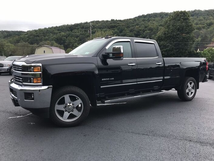 2017 Chevrolet Silverado 2500HD LTZ Rock City NY
