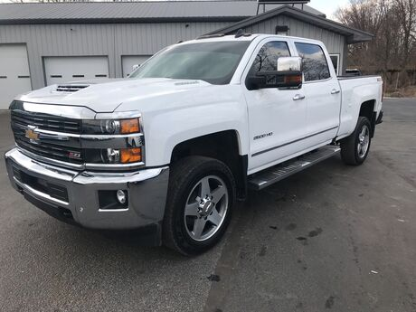 2017 Chevrolet Silverado 2500HD LTZ Middlebury IN