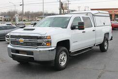 2017_Chevrolet_Silverado 2500HD_Work Truck_ Fort Wayne Auburn and Kendallville IN