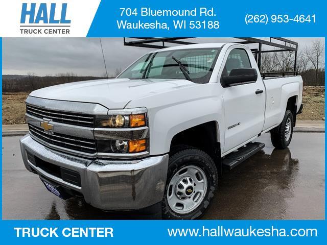 2017 Chevrolet Silverado 2500HD Work Truck Waukesha WI