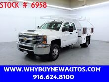2017_Chevrolet_Silverado 3500HD_~ Diesel ~ Double Cab ~ Only 54K Miles!_ Rocklin CA