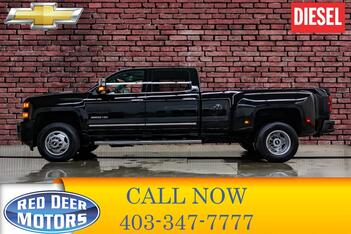 2017_Chevrolet_Silverado 3500HD_4x4 Crew Cab LTZ Dually Diesel Allison_ Red Deer AB