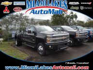2017 Chevrolet Silverado 3500HD High Country DRW Miami Lakes FL