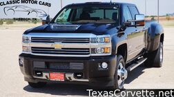 2017_Chevrolet_Silverado 3500HD_High Country_ Lubbock TX