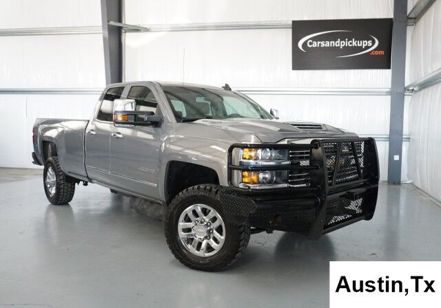 2017 Chevrolet Silverado 3500HD LTZ Dallas TX