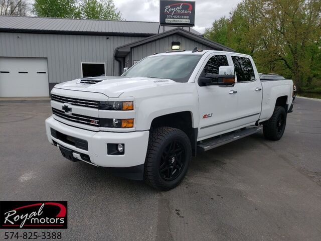 2017 Chevrolet Silverado 3500hd Ltz Middlebury In
