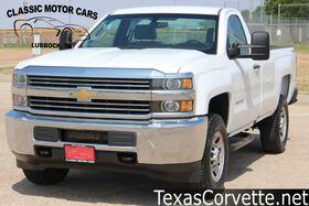 2017_Chevrolet_Silverado 3500HD_Work Truck_ Lubbock TX