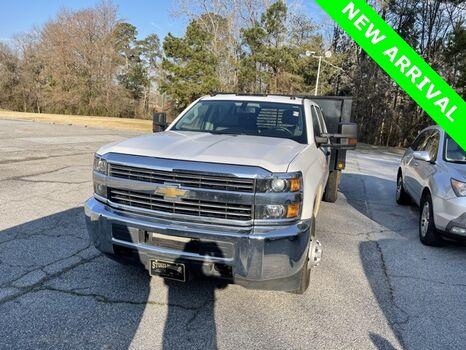 2017_Chevrolet_Silverado 3500HD_Work Truck_ Aiken SC