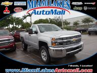 2017 Chevrolet Silverado 3500HD Work Truck Miami Lakes FL