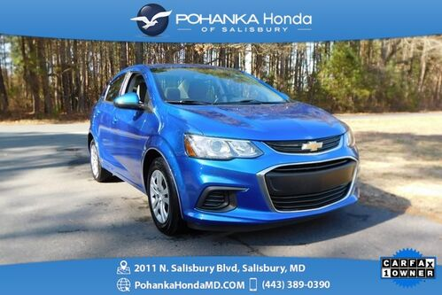 2017_Chevrolet_Sonic_LS ** ONLY 13,950 MILES ** ONE OWNER **_ Salisbury MD