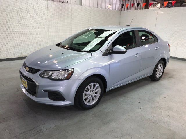 2017 Chevrolet Sonic LS Oroville CA