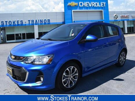 2017_Chevrolet_Sonic_LT Auto_ Aiken SC
