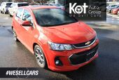 2017 Chevrolet Sonic LT RS No accident Bluetooth, Power options,Heated seats.