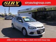 2017_Chevrolet_Sonic_LT_ San Diego CA