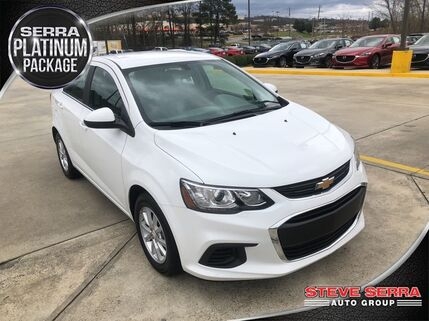 2017_Chevrolet_Sonic_LT_ Birmingham AL