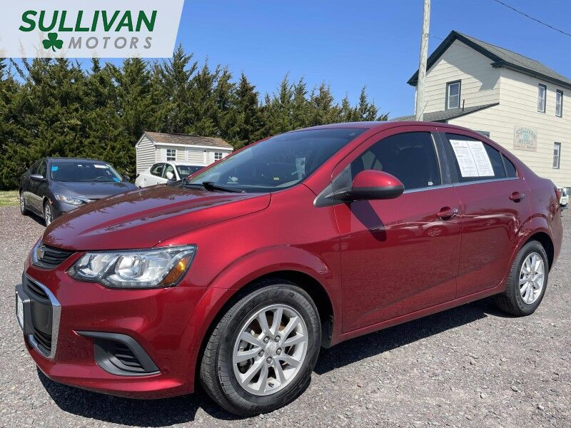 2017 Chevrolet Sonic LT Woodbine NJ