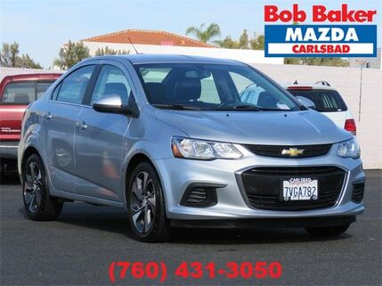 2017_Chevrolet_Sonic_Premier_ Carlsbad CA