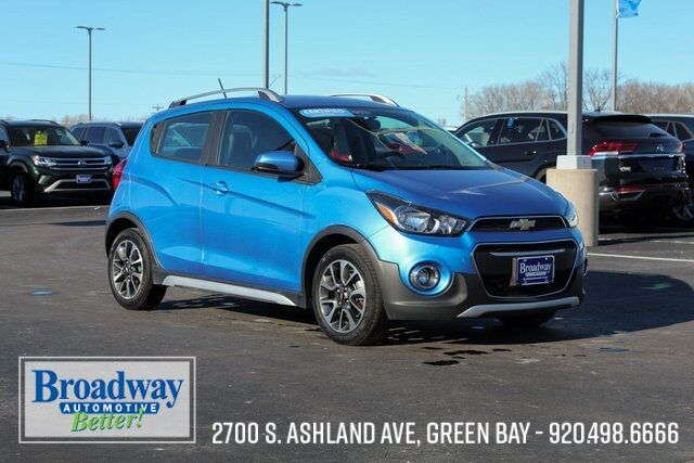 2017 Chevrolet Spark ACTIV Green Bay WI