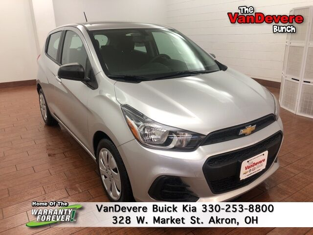 2017 Chevrolet Spark LS Akron OH