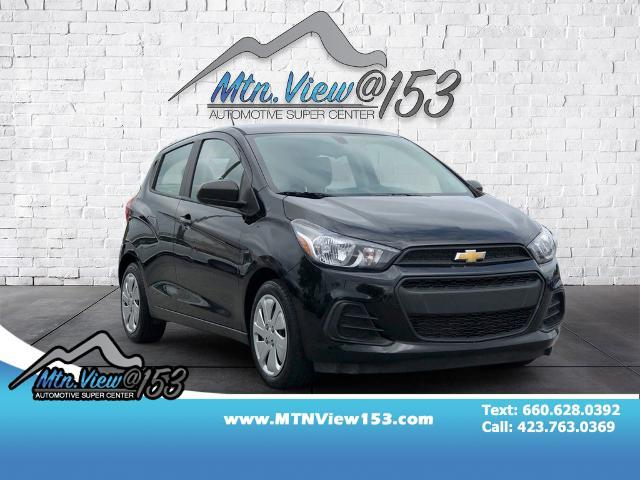 2017 Chevrolet Spark LS Chattanooga TN