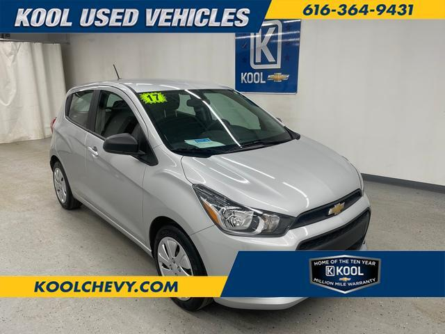 2017 Chevrolet Spark LS Grand Rapids MI