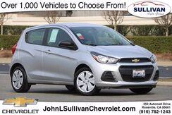 2017_Chevrolet_Spark_LS_ Roseville CA
