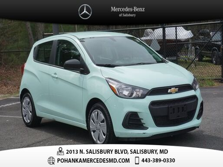 2017_Chevrolet_Spark_LS_ Salisbury MD
