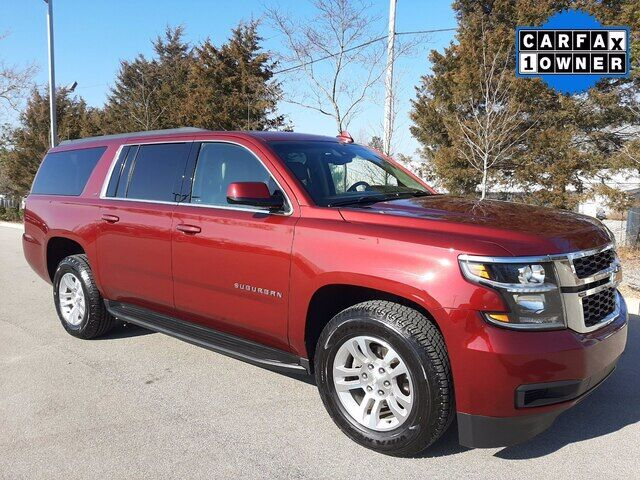 2017 Chevrolet Suburban LT Bloomington IN