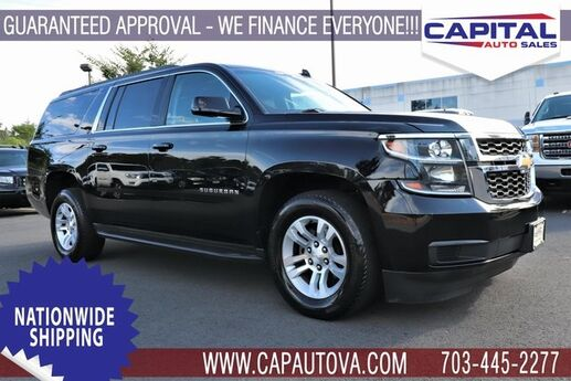 2017 Chevrolet Suburban LT Chantilly VA