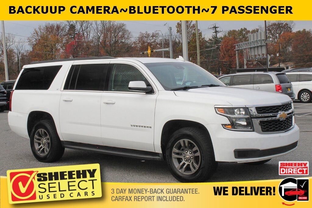 2017 Chevrolet Suburban LT Suitland MD