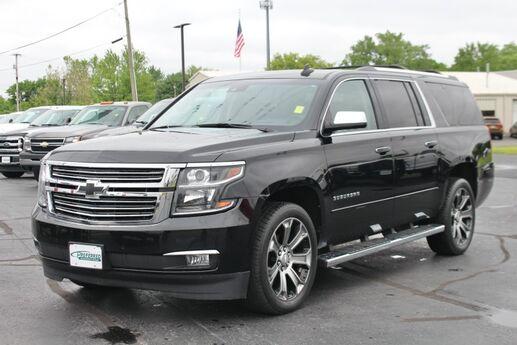 2017 Chevrolet Suburban Premier Fort Wayne Auburn and Kendallville IN