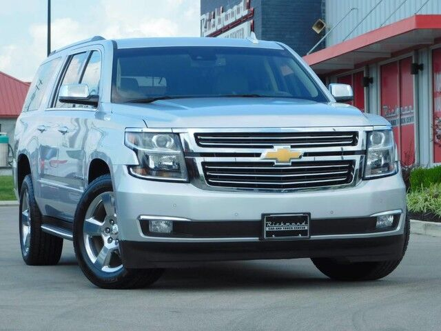 2017 Chevrolet Suburban Premier Richmond KY