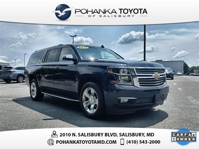2017 Chevrolet Suburban Premier Salisbury MD
